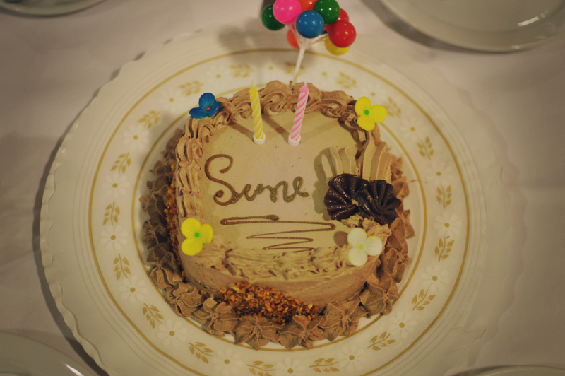 Vaene väike tort...