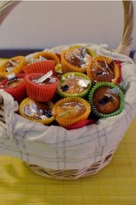 Fortune muffinid - aastavahetuspeoks!