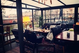 Kohvik Stockholmis
