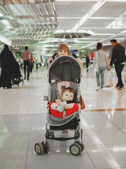 Dubai metroos