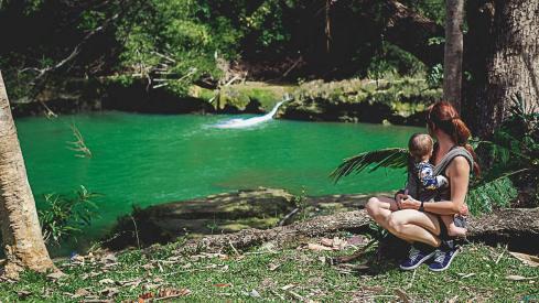 Loboc river / jõgi